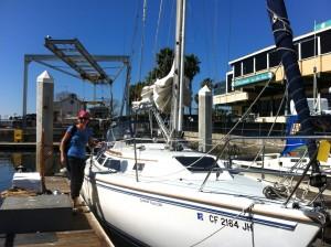 the boat at redondo