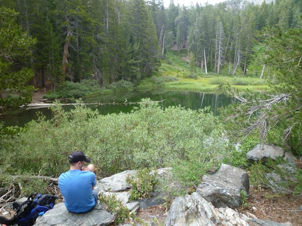 Nap time at Magical Emerald Lake