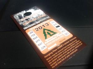 Adventure pass!