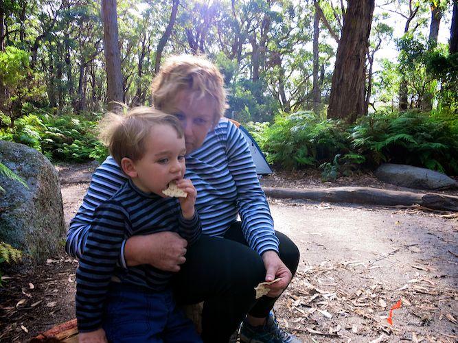 Nanna and Gabriel