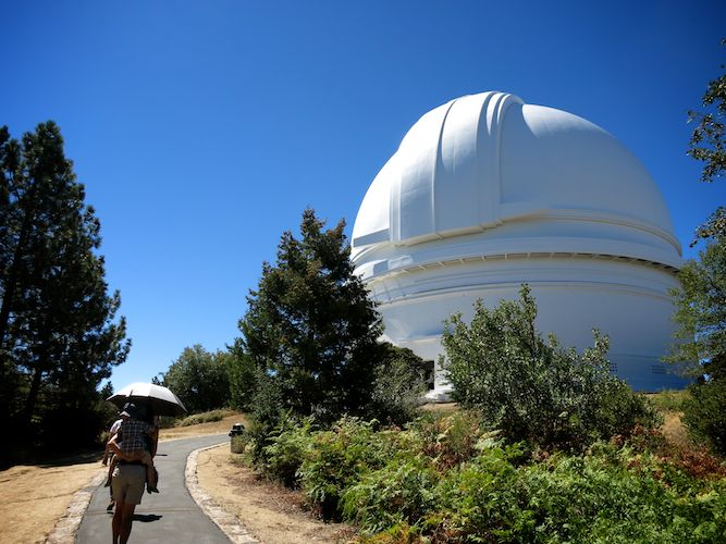 Observatory at Palomar