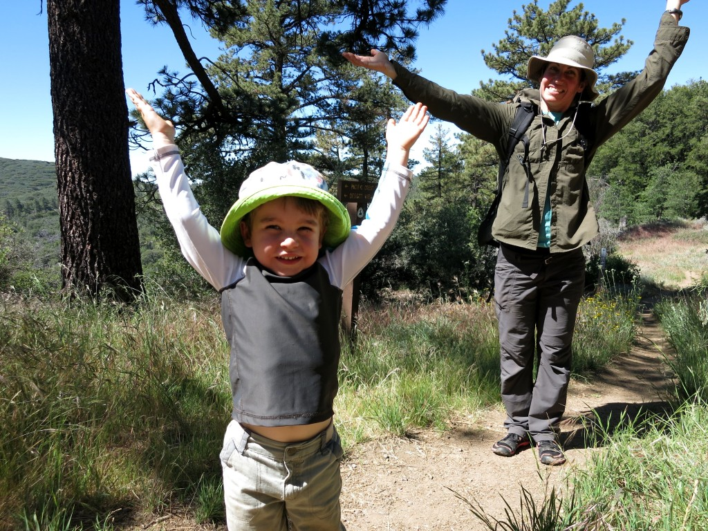 Kid-Hikes-PCT-Mt-Laguna 32