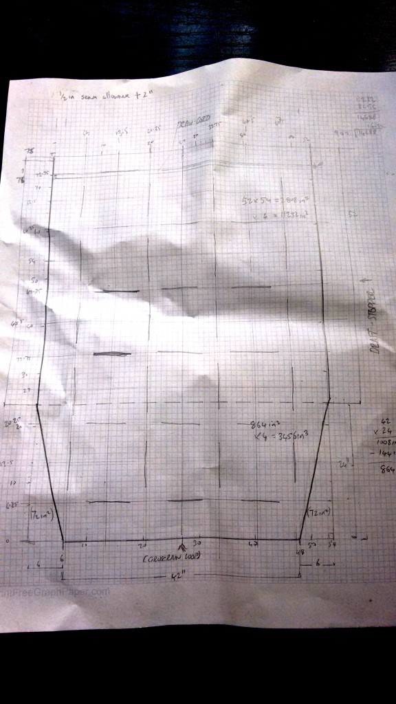 Ultralight Down Quilt Plans