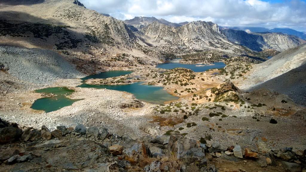 Bishop lake