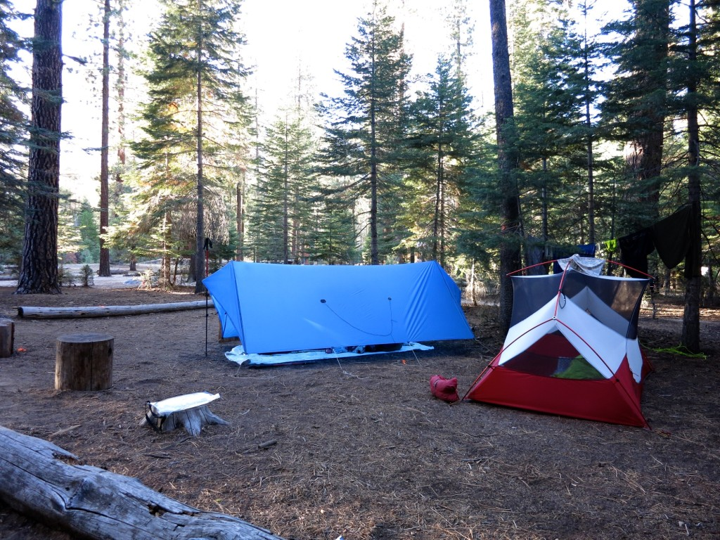 Little Yosemite Valley Campground